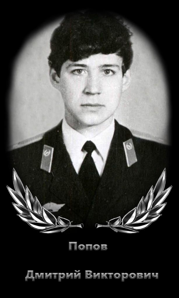 Попов Д.В.