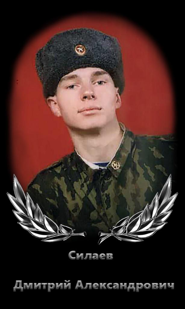 Силаев Д.А.